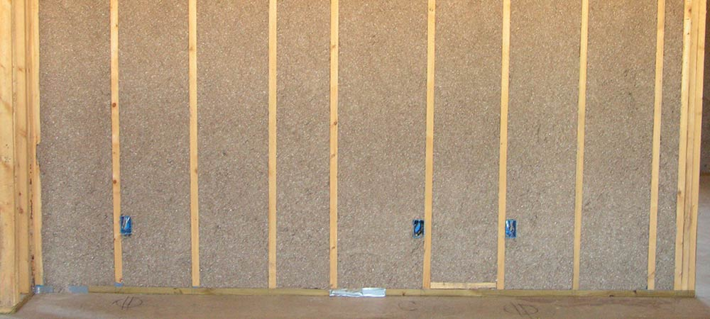 FIBER-Wall-Mat Cellulose Insulation Cardboard Based For Spray Applications2050