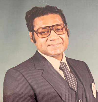 Fiberlite Tech Founder P.K. Maitra Historical Photo
