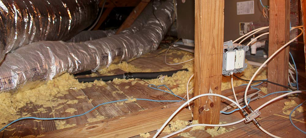Fiberlite has a wide variety of products available for retrofitting insulation in walls and attics5060